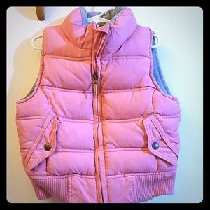 GAP girls vest